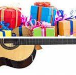 Geef een gitaarles cadeau